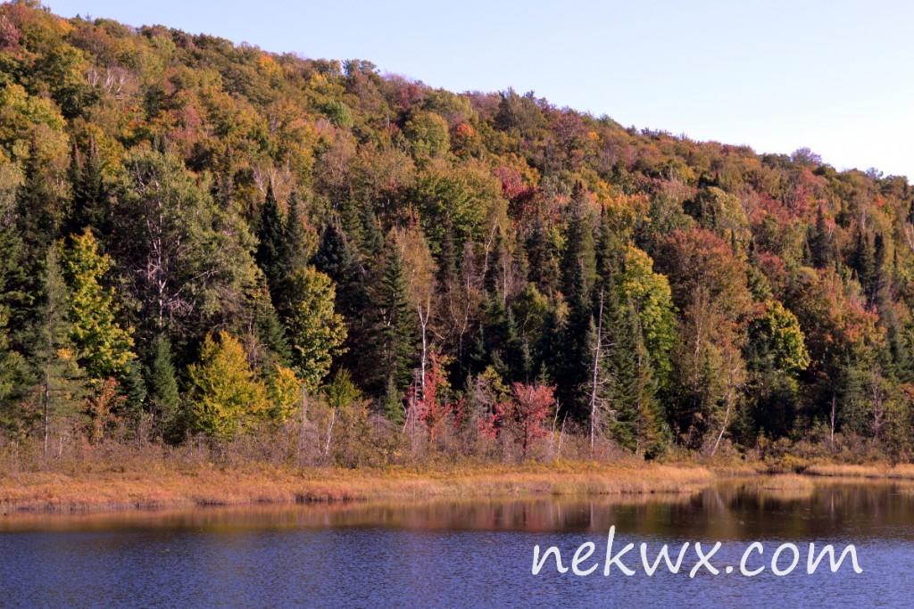 VT Fall Foliage 2015